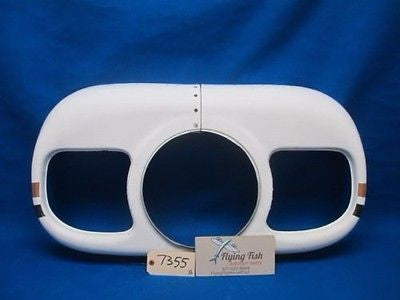 Cessna 310 B 1956 Right Nose Bowl Cowling (7355)
