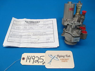 Aircraft GTCP85 APU Engine Mechanical Oil Pump Assembly 379580-300  8130 (14925)