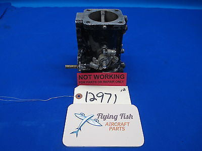 Aircraft Pressure Carburetor Model For Parts Carb (12971)