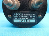 Alcor Exhaust Gas Temperature EGT Mixture Control Indicator GUARANTEED (15251)