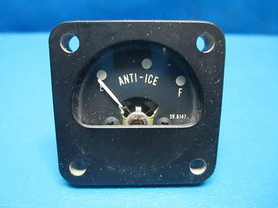 Beechcraft Anti-Ice Indicator P/N: 50-384001-31 (8159)