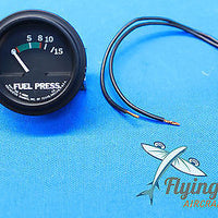 Rochester Gauges Inc. Cessna Fuel Pressure Gauge P/N 548-279 5-90333 (18249)