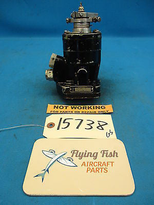 Woodward Aircraft Propeller Prop Control Governor Core PN: 210355K (15738)