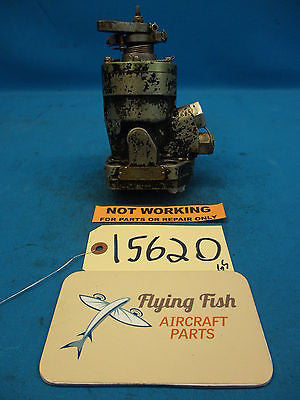 Woodward Aircraft Propeller Prop Control Governor Core PN: 210355B (15620)
