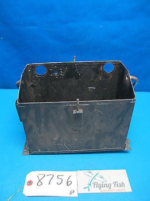 "Aircraft Battery Box 10"" x 5 3/4"" x 6 1/2"" (8756)"