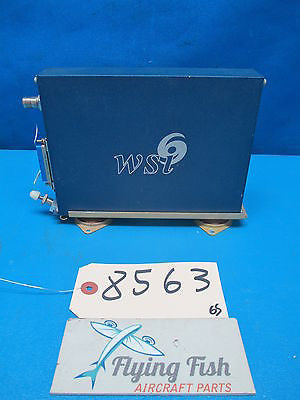 WSI AV-200 Weather Data Receiver PN: 305391-000 (8563)