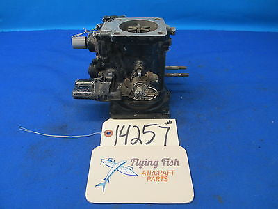 Bendix Stromberg Pressure Carburetor Model PSH-5BD Core 391679-7 (14257)