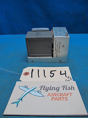 Aircraft DC Power Supply Type 516D-1 PN: 522-0886-005 FREE SHIPPING (11154)