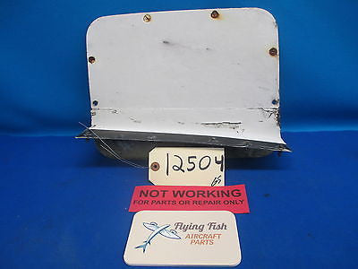Cessna 310 Q 1974 Inspection Panel (12504)