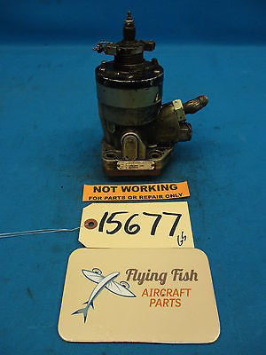 Woodward Aircraft Propeller Prop Control Governor Core PN: A210390 (15677)