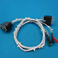 Terra TXN-960 NAV COMM 14V Test Set Adapter Connector Harness Cable (17681)