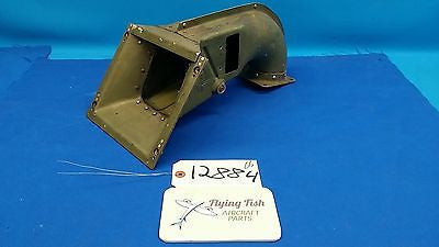 Vintage Cessna L-19 Bird Dog War Bird Air Box Intake PN: 0650111 (12884)
