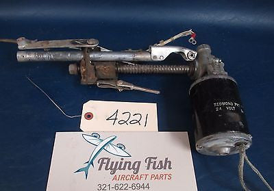 Aircraft Actuator Motor Guaranteed Working Cessna Piper Beechcraft (4421)
