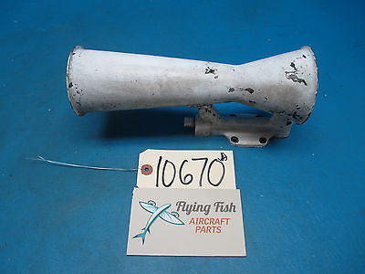 Aircraft Venturi Tube Cessna Piper Beechcraft Mooney (10670)