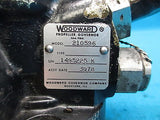 Woodward Aircraft Propeller Governor Core for Parts Model: 210596 Prop (15581)