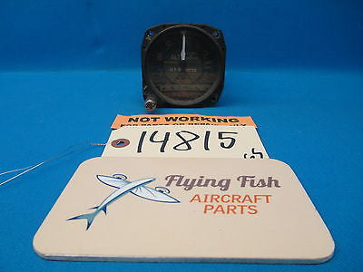 Aircraft Instruments Altitude Reporting Altimeter 30,000 Feet  37-1001 (14815)