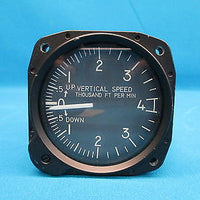 United Instruments Vertical Speed Indicator 7040 Type 3 Beechcraft Baron (14850)