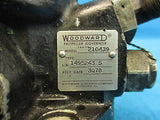 Woodward Aircraft Propeller Prop Control Governor Core Model 210439 (15634)