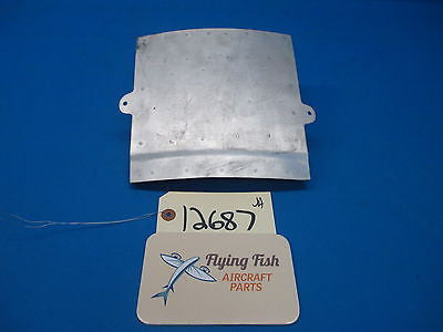 Cessna 172 Cowl Flap Assembly 2452017-1 , 2452018-1 (12687)
