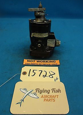 Woodward Aircraft Propeller Prop Control Governor Core Model B210444 (15728)