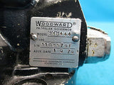 Woodward Aircraft Propeller Governor Core for Parts Model: 210444 (15741)