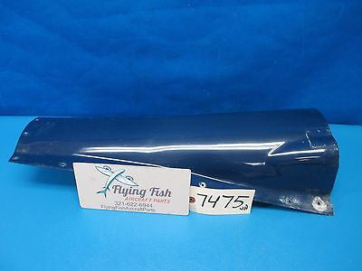Beechcraft Queen Air 65 Left Outer Exhaust Cover Fairing 1966 (7475)