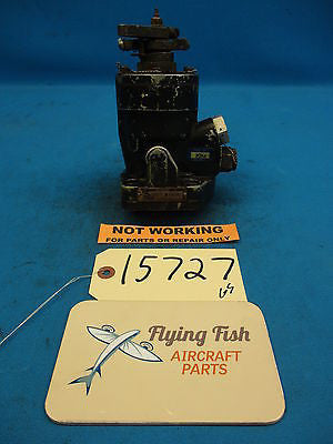 Woodward Aircraft Propeller Prop Control Governor Core PN: 210439 C (15727)