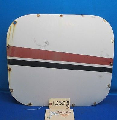 Cessna 310 Q 1974 Front Side Inspection Door Panel (12503)