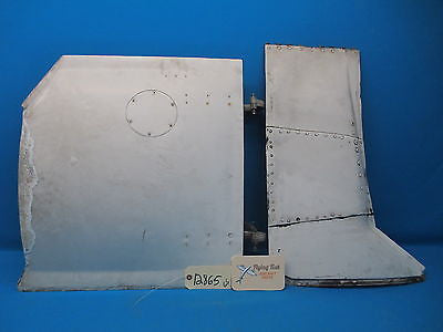 Cessna 310 Q 1974 Both Right Hand RH Gear Door Assemblies (12865)