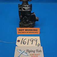 Woodward Propeller Prop Control Governor Core Type: A210185J PN: 21350-4 (16199)