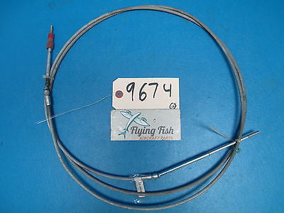 Aircraft Control Cable PN: M06096 / PS5014616-3 (9674)
