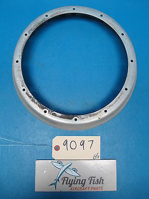 "Aircraft 12 1/2"" Spinner Backing Plate Bulkhead (9097)"