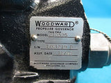Woodward Aircraft Propeller Governor Core for Parts Model: 210595 Prop (15575)