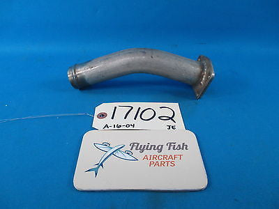 Cessna Aircraft Exhaust Stack Pipe Assembly P/N 0750130-4 NEW (17102)