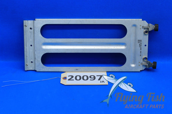 King KAC-952 Avionics Tray Rack P/N: 071-4030-00 , 047-05165-0002 (20097)