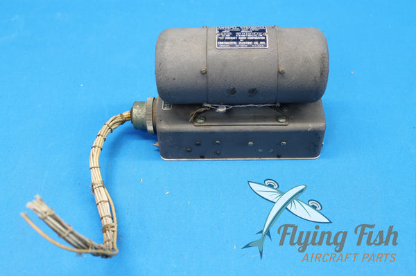 Dynamotor Power Unit P-14A 28V Type 18335 (20626)