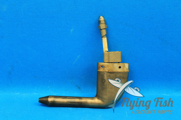 Aircraft Left Hand Heated Pitot Tube PN: 4823675-1 GUARANTEED WORKING (10261)