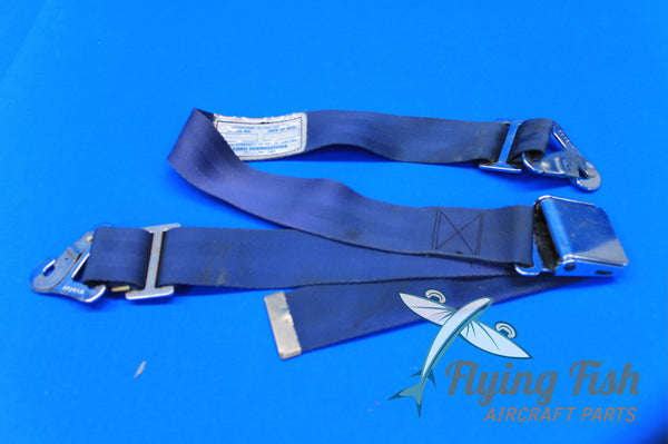 Piper Front Seat Safety Belt Assembly P/N: 551-368 (20676)