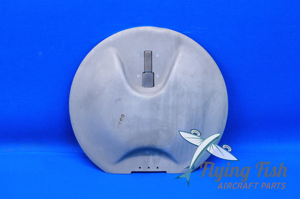 Cessna 182 Fuel Door Assembly P/N: 0709115-2 (20684)