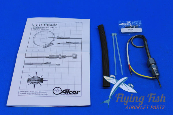 Alcor EGT/TIT Type K Thermocouple P/N: 86230 (20709)