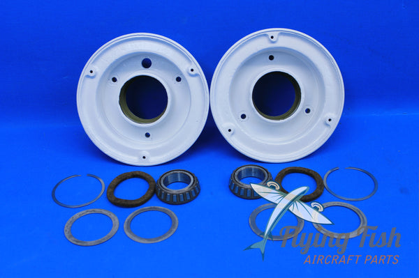 Piper PA-28R-180 McCauley Nose Wheel Assembly P/N: 551-772 (20732)