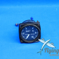 Aircraft Instrument & Development Suction Indicator P/N: 27-4000 (20753)