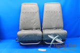 Set of 1963 Mooney M20D Front & Back Seats (20796)