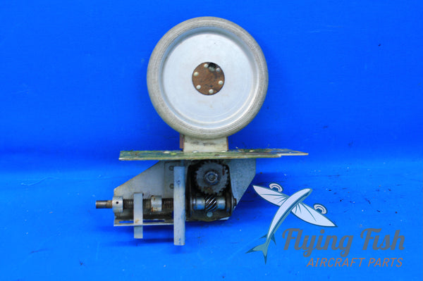 Mooney M20D Trim Control Wheel Assembly P/N: 740085-1 (20814)