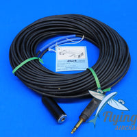 David Clark 100 Ft Ground Support Headset Extension Cord P/N: 22397G-06 (20822)