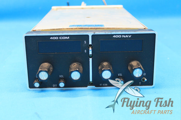 ARC RT-428A Rec Transmitter & VOR Indicator P/N: 43330-10280 (20950)