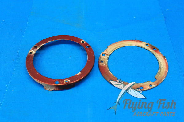 Cessna 172RG Landing Light Brackets (20953)