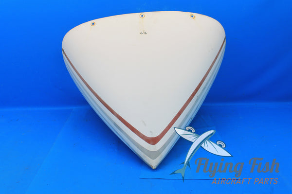 Cessna 414 RADome Assembly w/ Glide Slope Antenna P/N: 9711019-1 (20966)