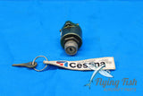 Cessna 172RG Ignition Switch w/ Key P/N: C292501-0105 (20988)