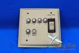Cessna 172RG Avionics Switch Panel Assembly P/N: 2413062-1 (20990)